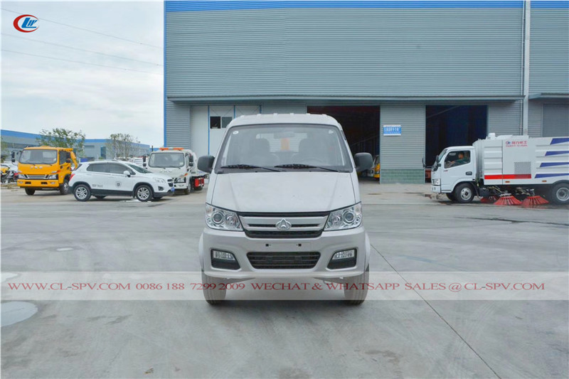 Changan garbage truck