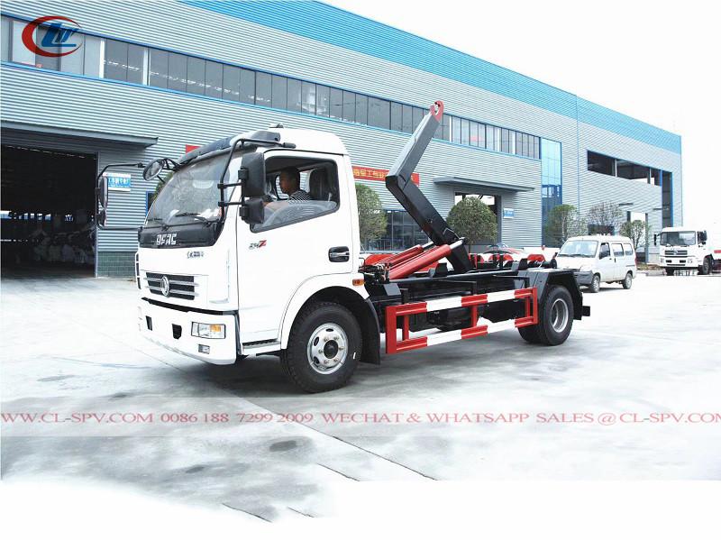 Dongfeng 8 cbm Hakenarm Müllwagen