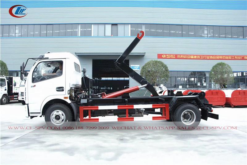 Chengli Hakenarm Müllwagen