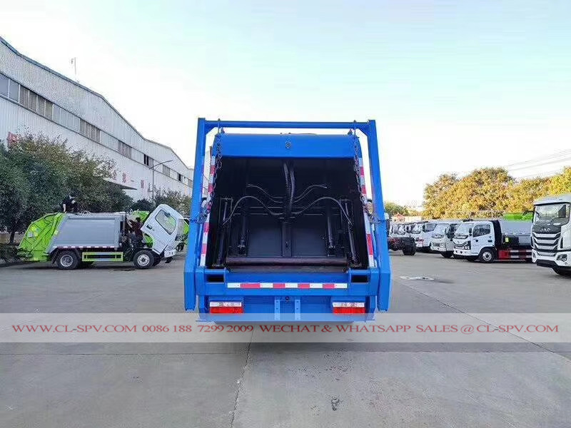 Dongfeng D9 series rear loader