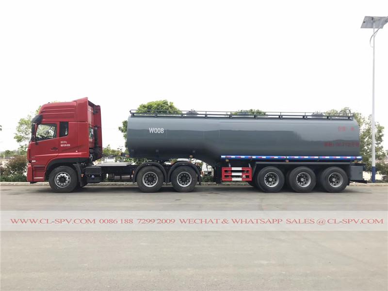 Dongfeng tianlong 35000 پانی ٹریلر لیٹر