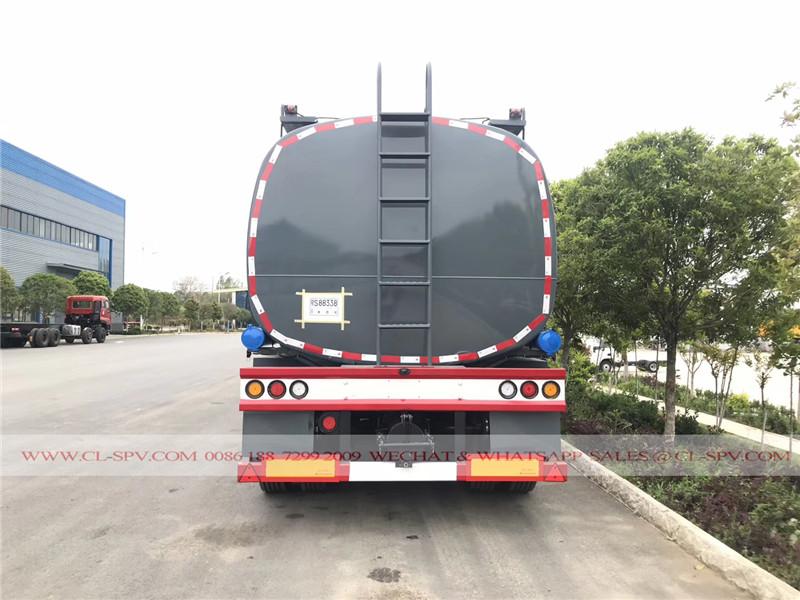 35000 پانی ٹریلر ٹرک لیٹر