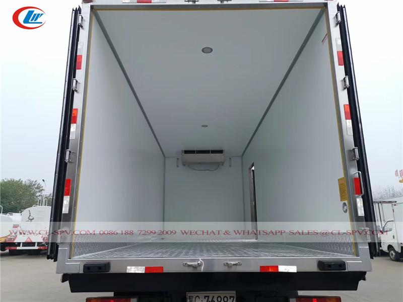 Kingrun KR 6 ruedas de camión refrigerado