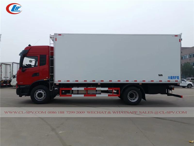 Kingrun 6 ruedas de camión refrigerado