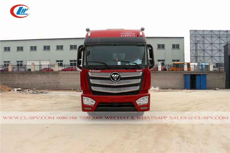 Foton EST 8x4 refrigerado caminhão