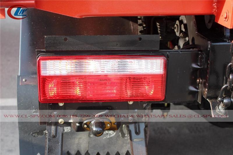 Luz trasera de camión volquete Dongfeng