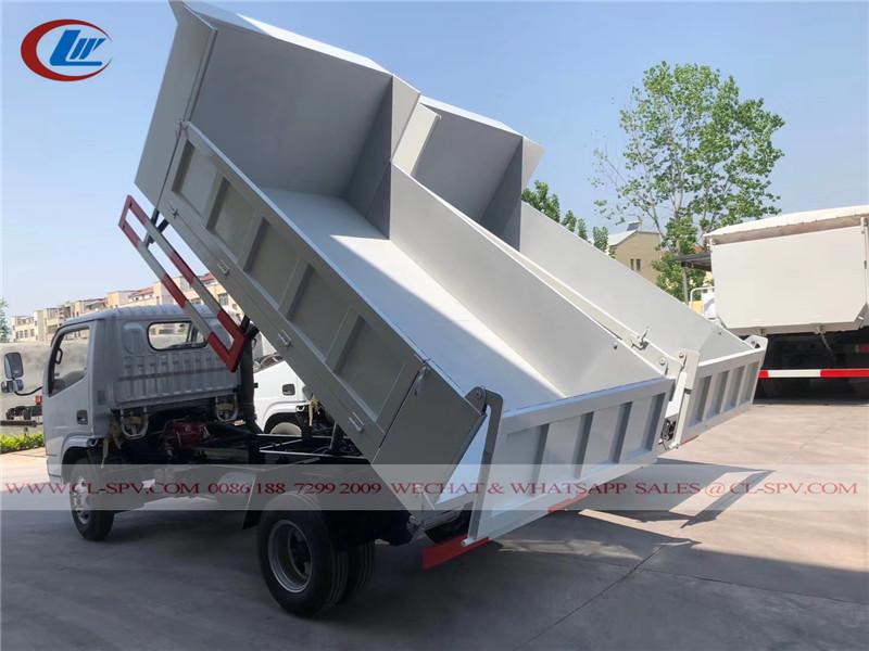 DFAC 5 toneladas TIPPER