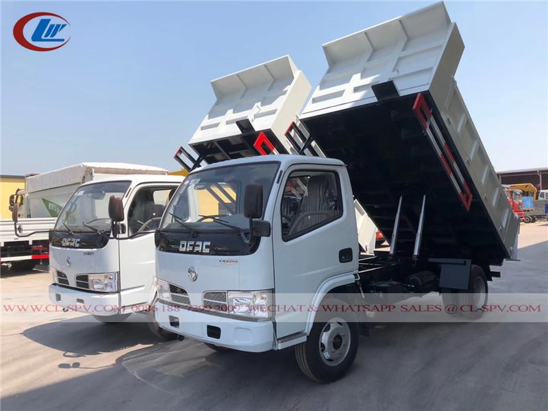 DFAC 5 toneladas de caminhão DUMP