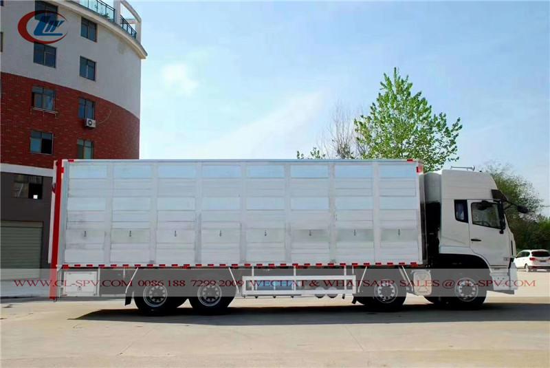 东风铝禽畜运输车