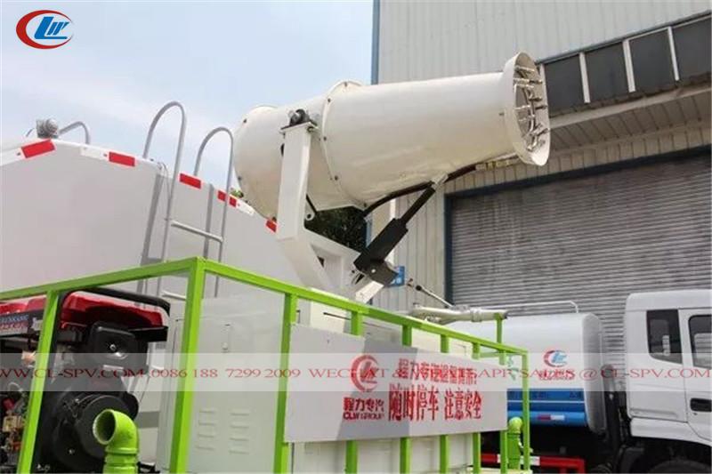CLW 30 Modelo 30 canhão metros nevoeiro
