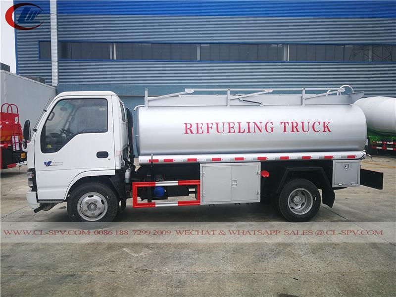 isuzu 600P camion de ravitaillement en carburant