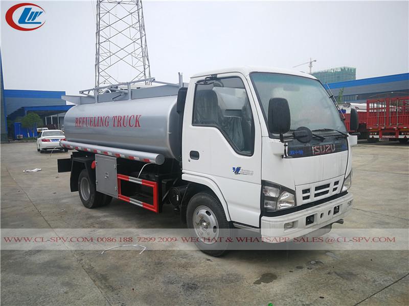 qingling 600P camion de ravitaillement en carburant