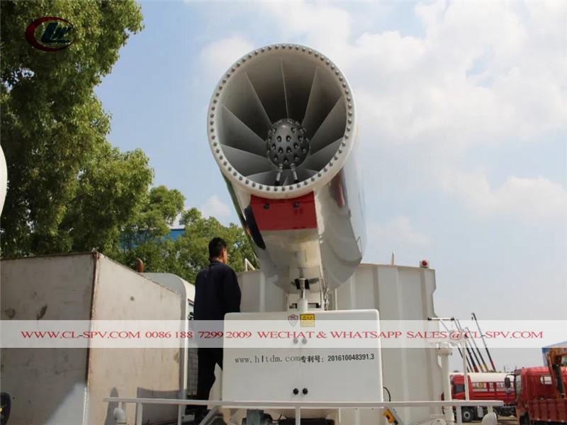 TDM M10 100 Meter Nebel Kanone