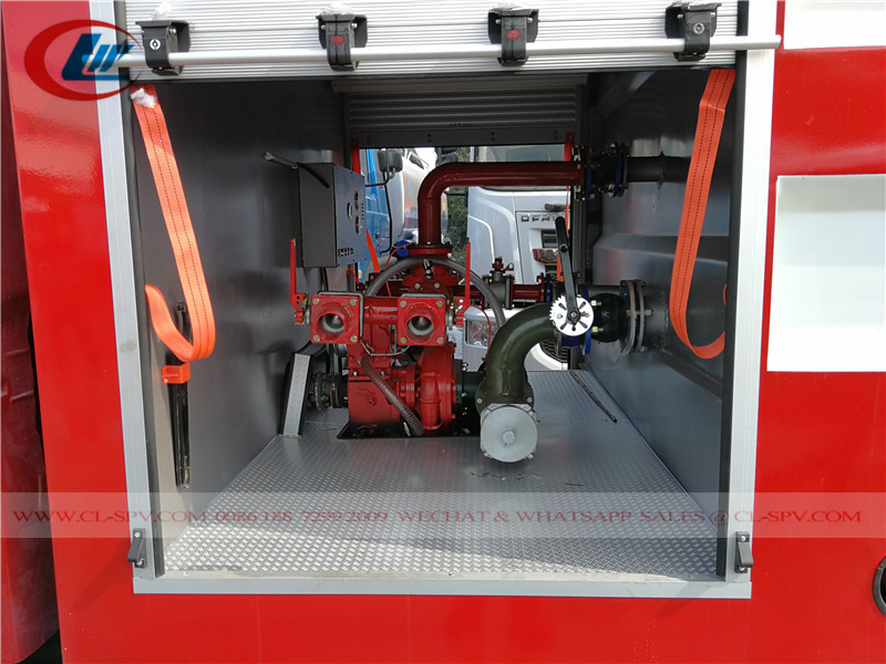 fire pump for Dongfeng water fire fighting truck
