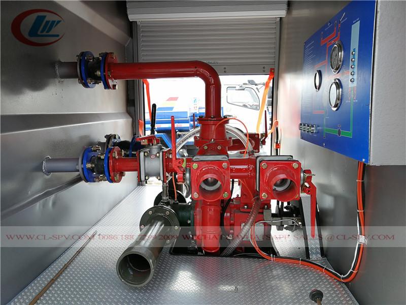 pompe à incendie pour camion de pompiers à eau Dongfeng