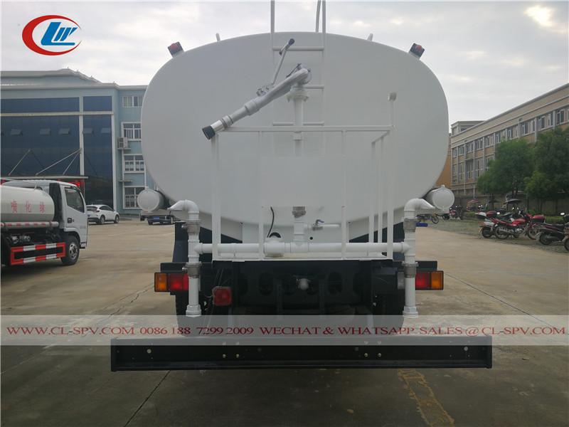 Isuzu GIGA 20000 liters drinking water truck