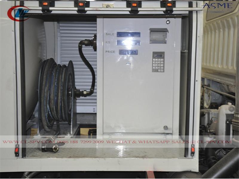 液化石油气罐车灌装机