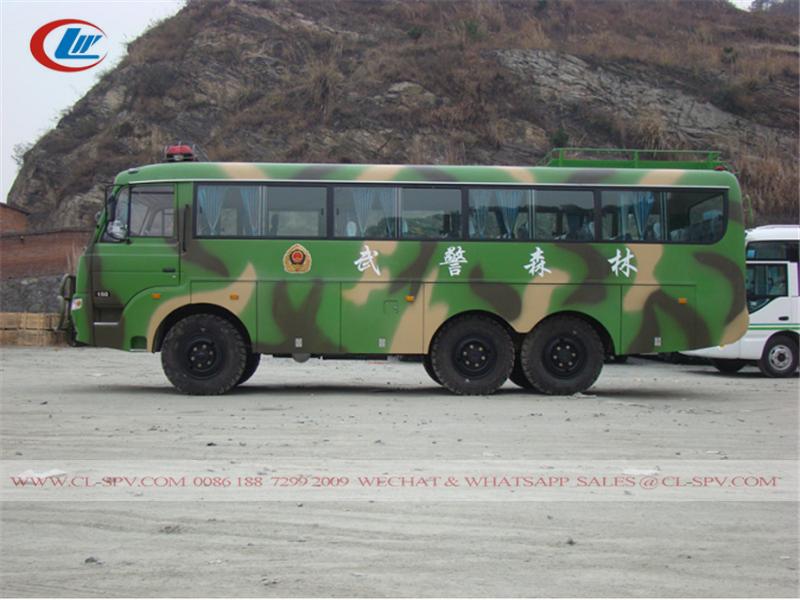 東風EQ6840PTオフロードバス