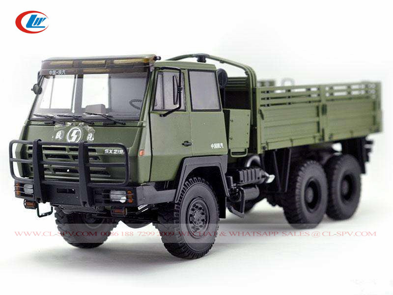 Shacman SX 2190 military truck