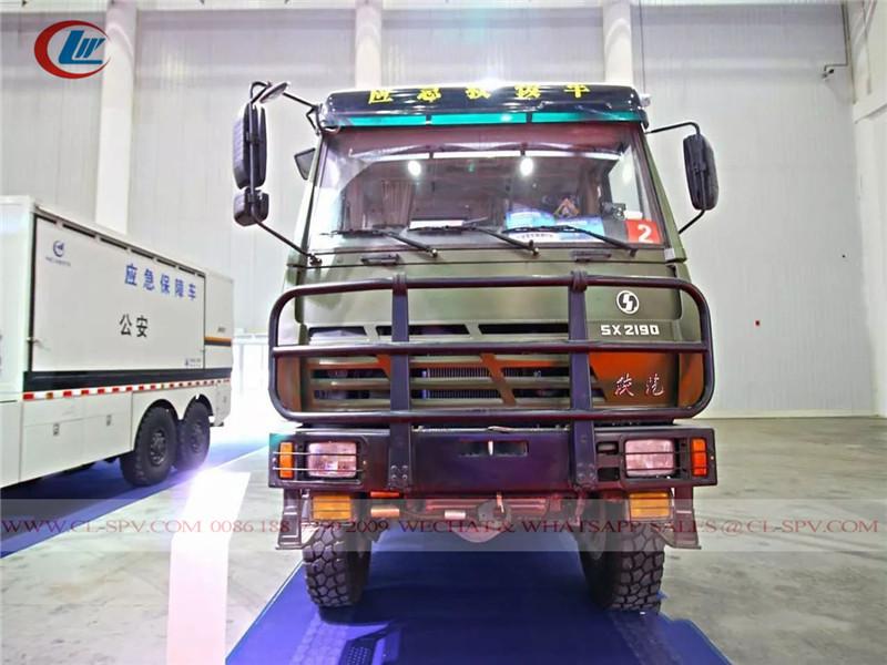 シャクマンSX 2190 トラック