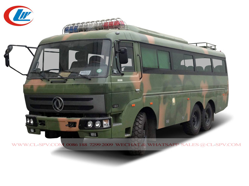 EQ6840 Dongfeng 6x6 Off road Bus