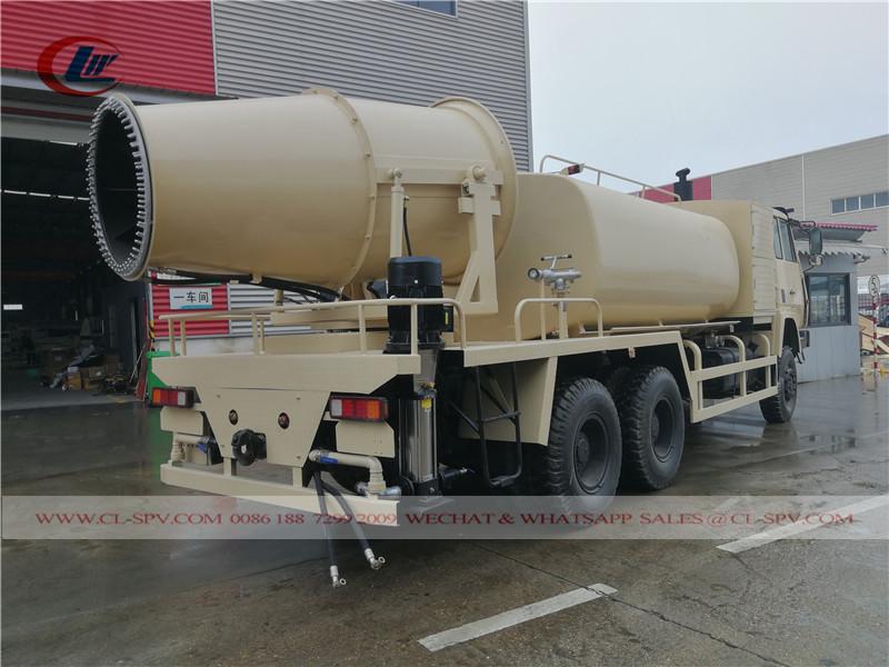 Shacman 135 meters Pesticide spraying vehicle