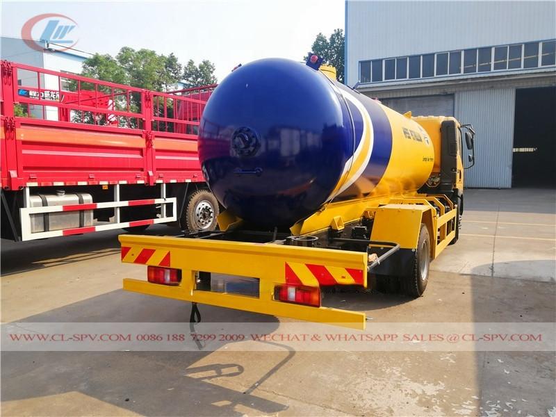Navio-tanque de GLP da China para a Nigéria