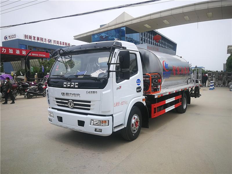 Dongfeng 6 cbm Bitumen Sprayer Truck