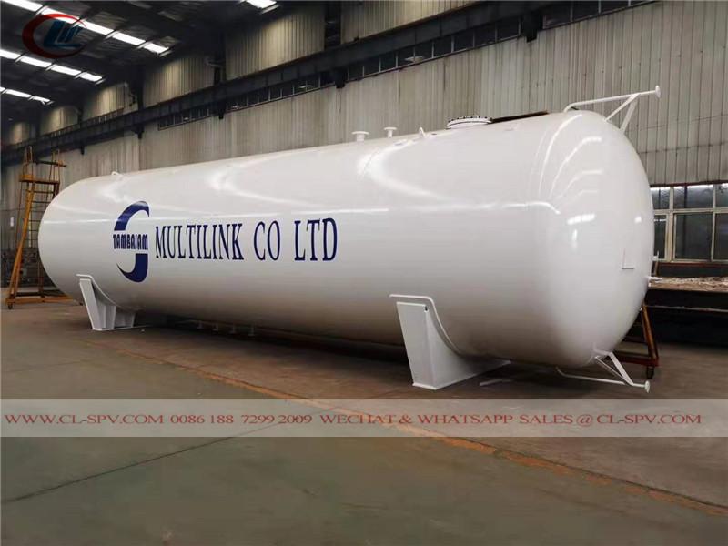 20000 Liter LPG Tanks