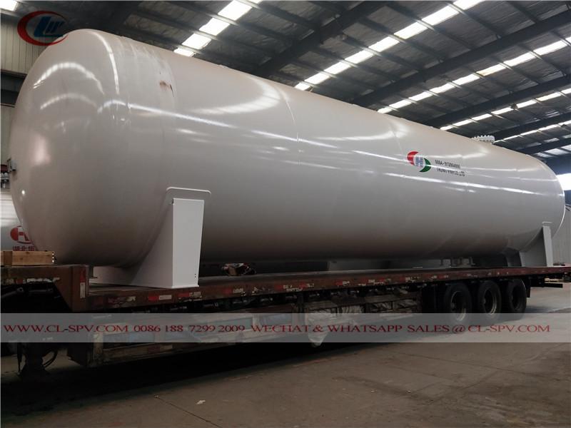 20000 Liter China LPG Tanker