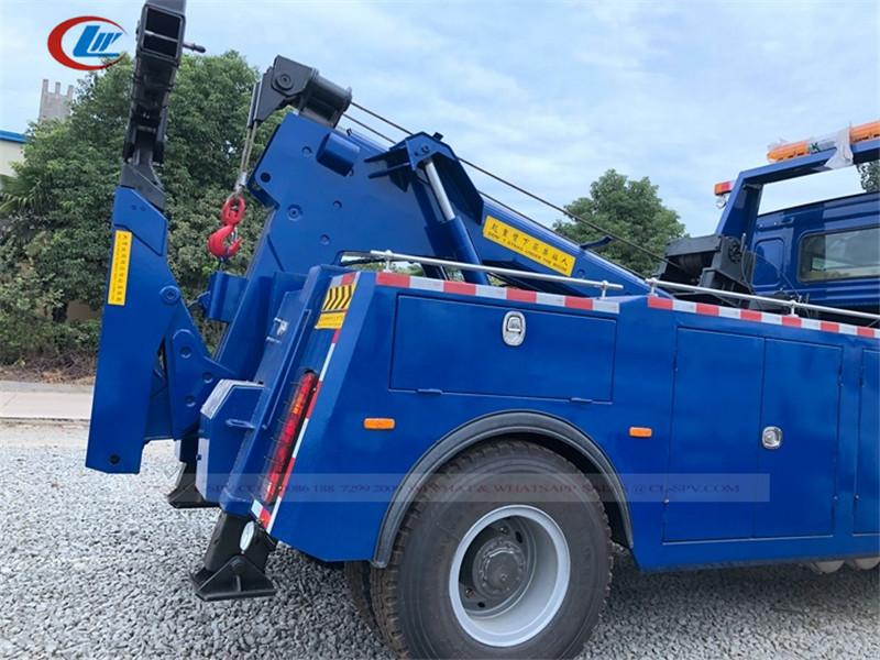 HOWO heavy duty 16ton towing truck