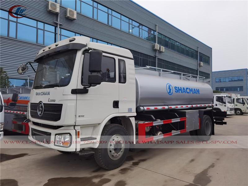 Shacman fuel tank truck