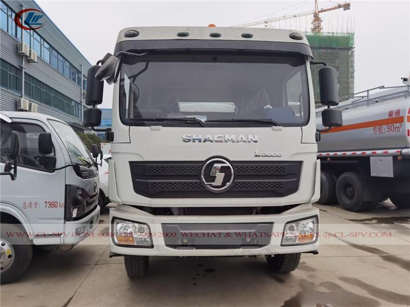 Camion citerne de carburant Shacman 4x2