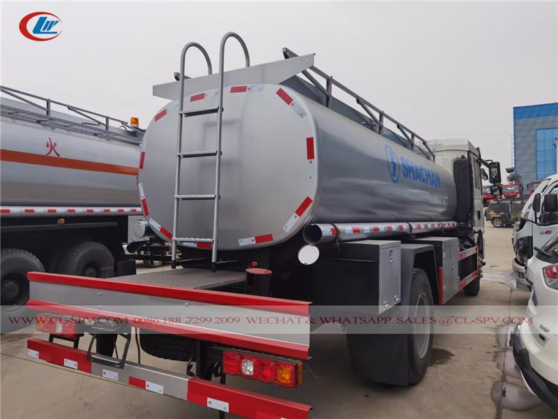 Shacman L3000 fuel tank truck