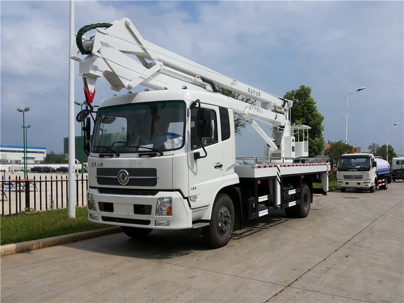Dongfeng KR 20 ایم ہوائی بالٹی ٹرک