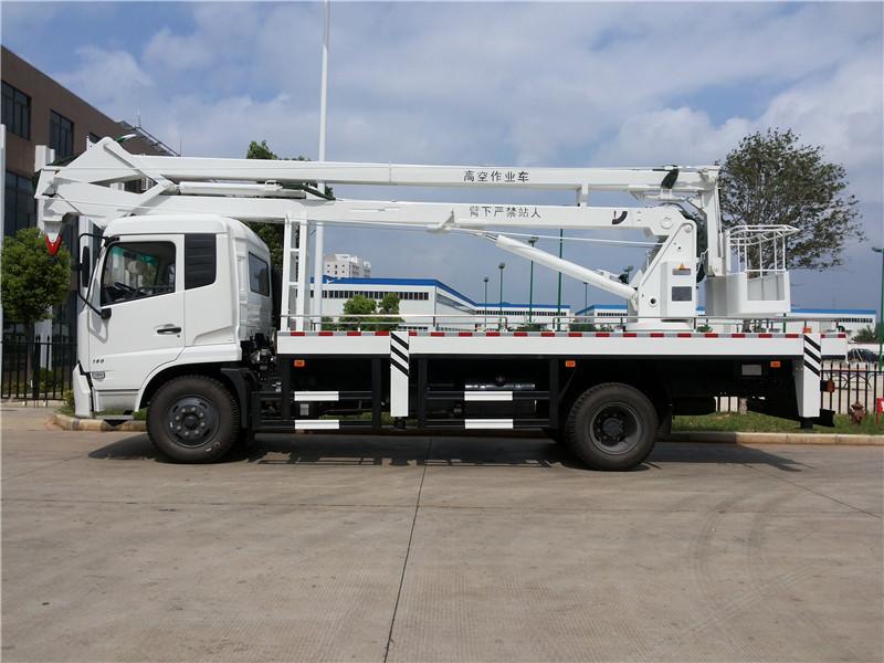 Dongfeng tianjin 20 camion nacelle aérien m