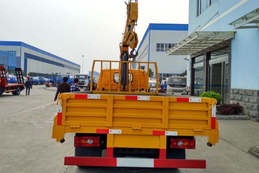 JMC Shunda XCMG Truck Crane