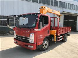 Howo Truck-mounted Crane Configuration