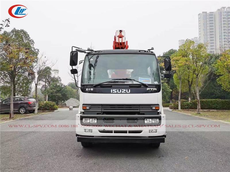 شاحنة دلو هوائية Isuzu FTR