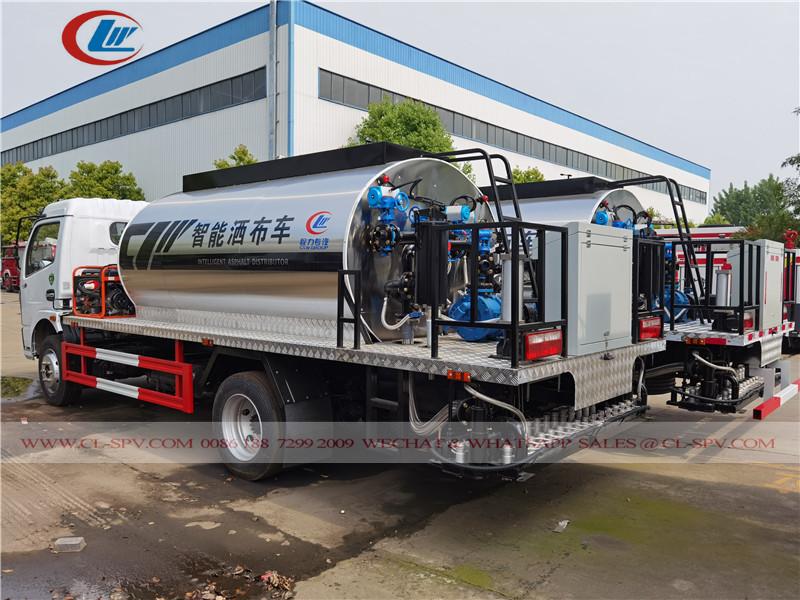 China Asphalt distributor truck