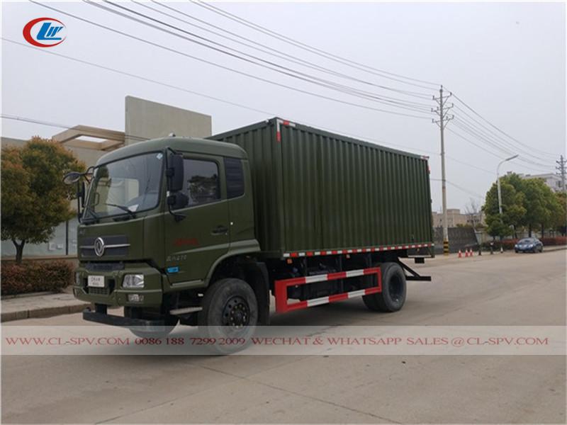 Dongfeng 4x4 fuoristrada furgone camion