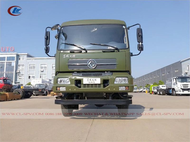 Dongfeng 4x4 van truck