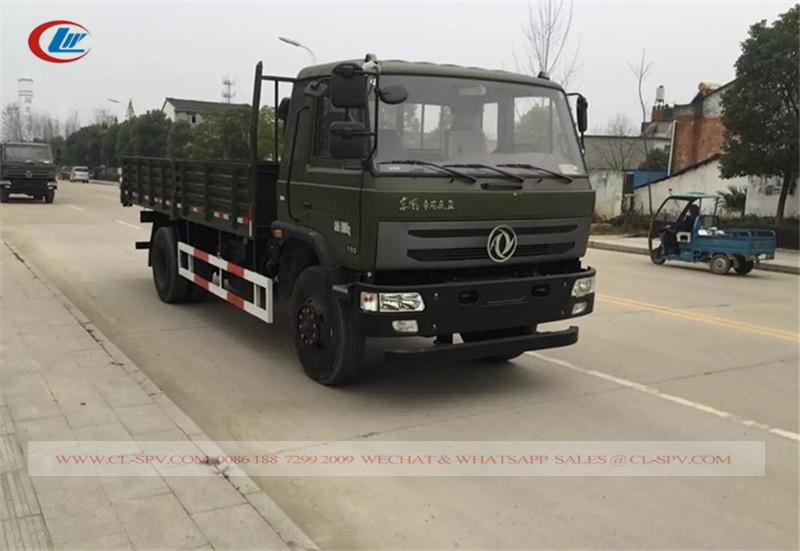 Dongfeng tracción a las cuatro ruedas todoterreno de camiones