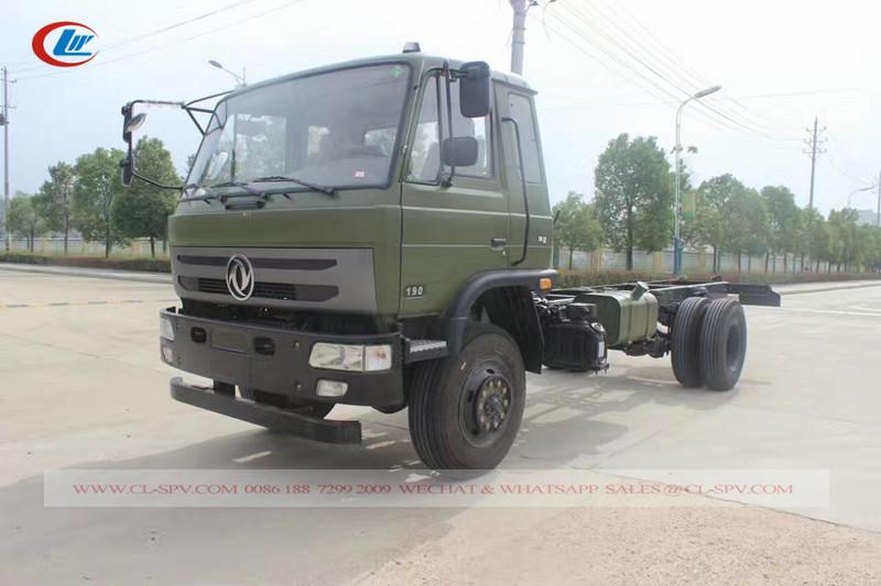 Camión de carga Dongfeng 4x4