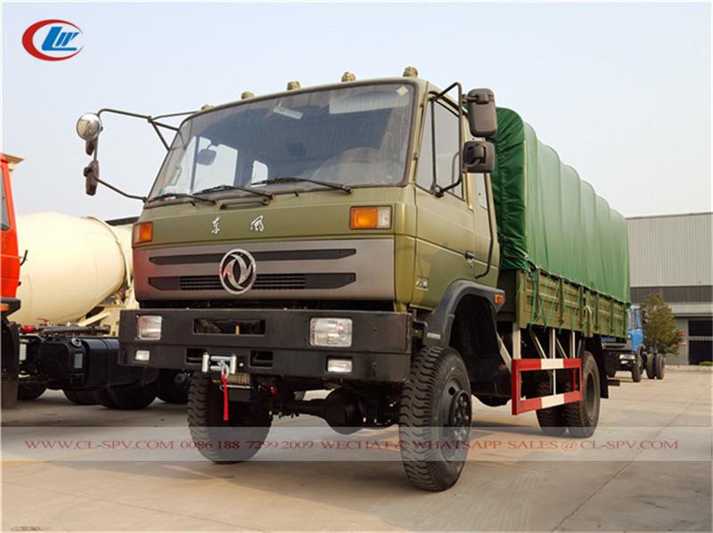 Dongfeng 4wd passenger truck