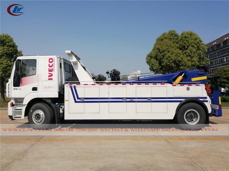 IVECO Hongyan 20T wrecker truck