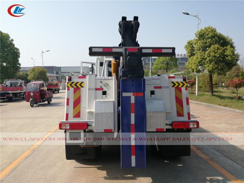 Camión de remolque Hongyan 20T