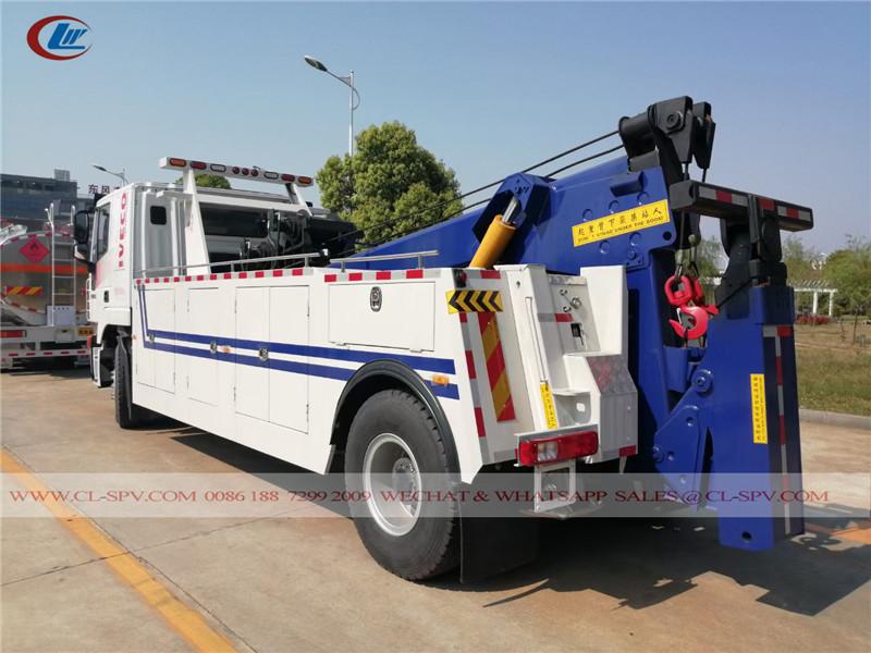 Camión de remolque IVECO 20T