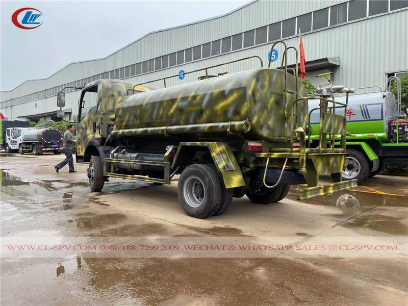 Howo 4x4 5000 litri camion di acqua