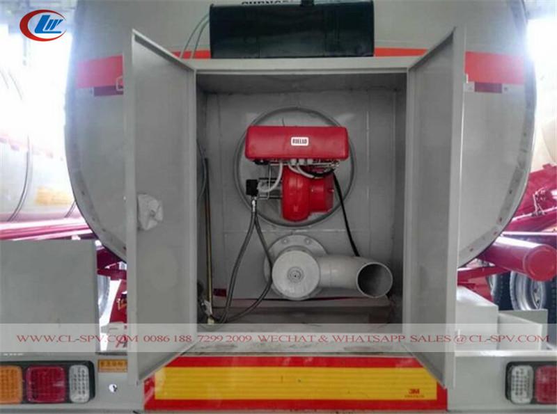 bitumen/asphalt tank trailer